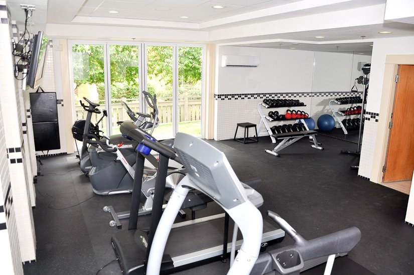 Hôtel Eldorado - Gym