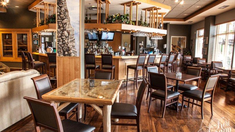 Hôtel Hillcrest - Bar Lounge