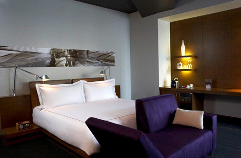 Hôtel Le Germain - Chambre Deluxe lit King