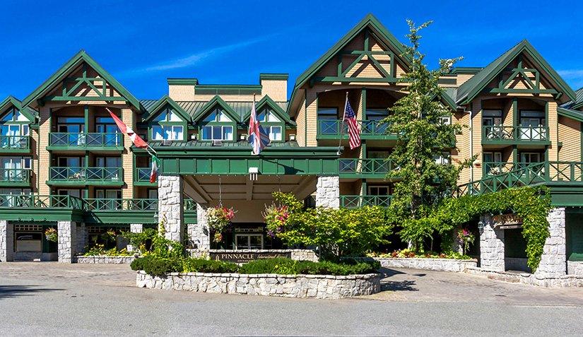 Hôtel Whistler Pinnacle - Whistler, BC