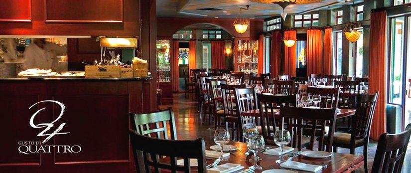 Hôtel Whistler Pinnacle - Restaurant Quattro