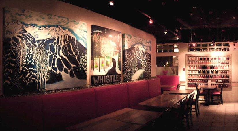 Hôtel Whistler Pinnacle - Alta Bistro