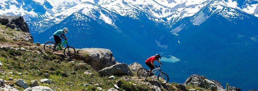 Hôtel Whistler Pinnacle - Vélo de montagne