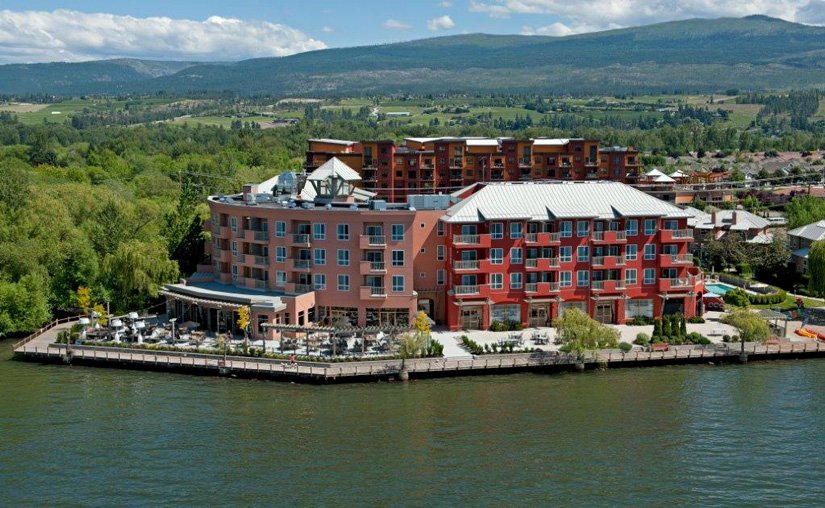 Manteo Resort & SPA - Kelowna, BC