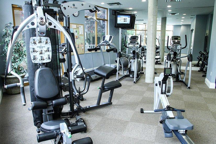 Manteo Resort & SPA - Gym