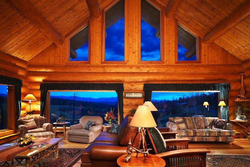 Ranch Echo Valley - Lobby