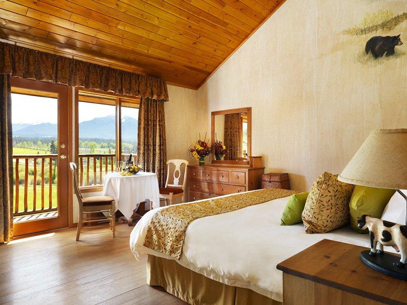 Ranch Echo Valley - Chambre Premium