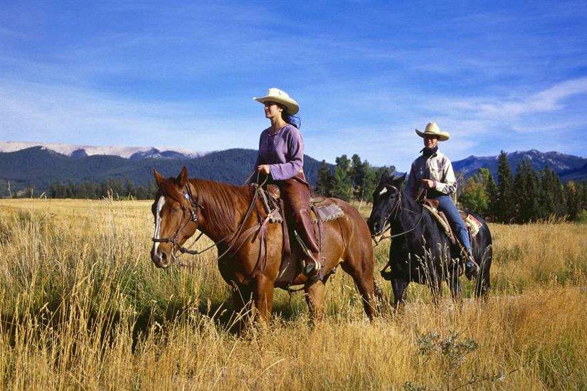 Ranch Echo Valley - Équitation