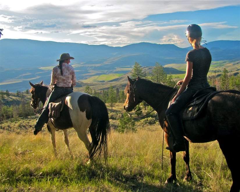 Ranch Sundance - Équitation