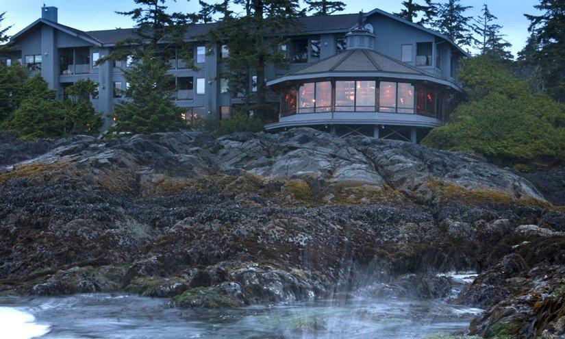 Wickanninnish Inn - Tofino, BC