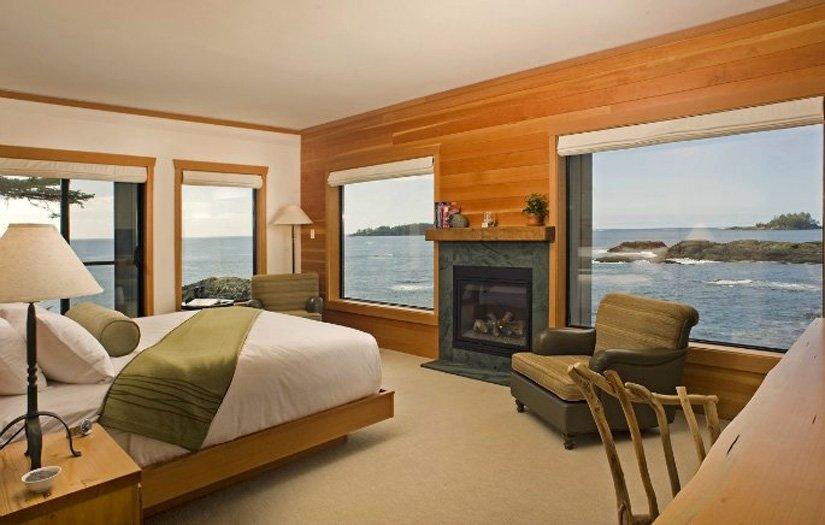 Wickanninnish Inn - Premier room