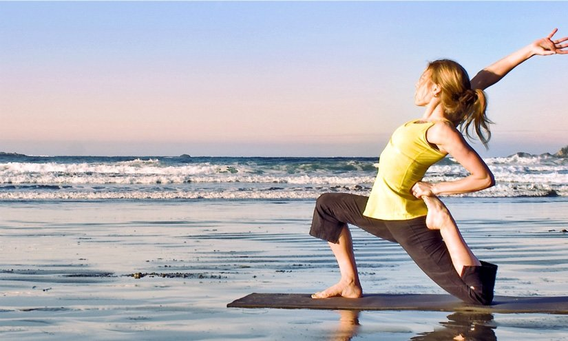 Wickanninnish Inn - Yoga