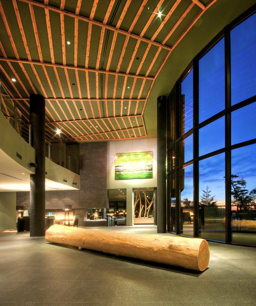 Black Rock Resort - Lobby