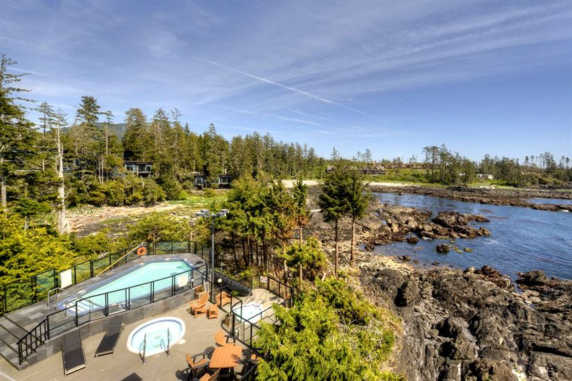 Black Rock Resort - Piscine et Spa