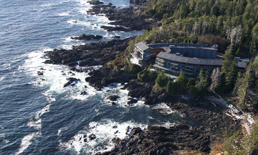 Black Rock Resort - Vue aérienne