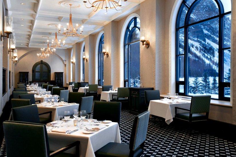 Fairmont Château Louise - Restaurant The Fairview