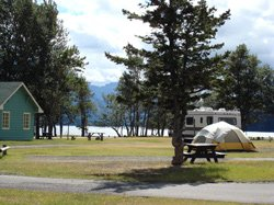 Camping Townsite