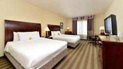 Hilton Garden Inn Kalispell - chambre 2 lits