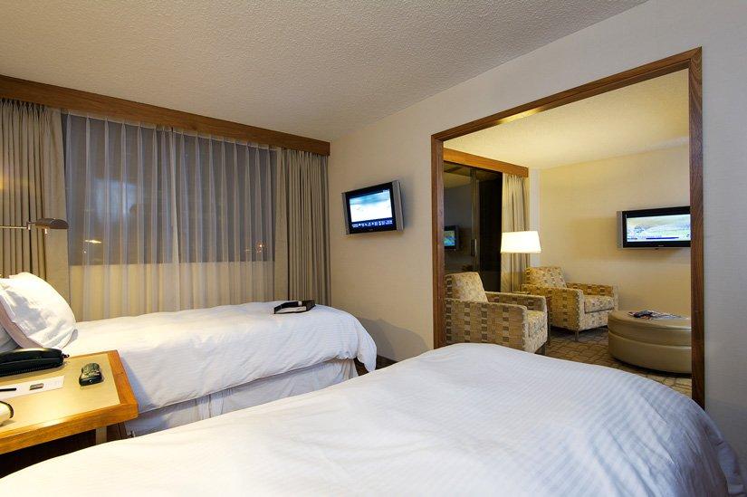 Hôtel Calgary International - Twin Suite