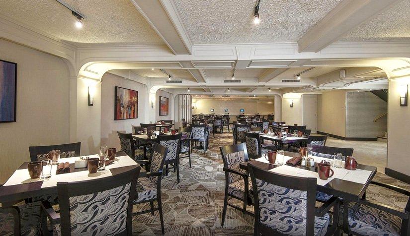 Hôtel Calgary International - Restaurant Global