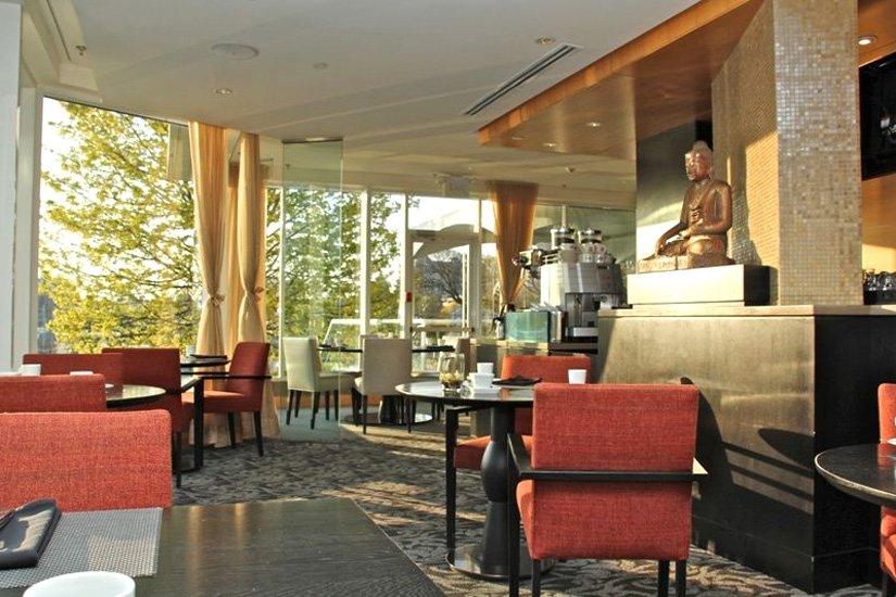 Inn at Laurel Point - Restaurant Aura