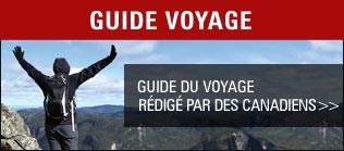 Guide voyage Authentik canada
