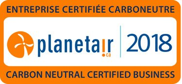 Authentik Canada- Certification carboneutre