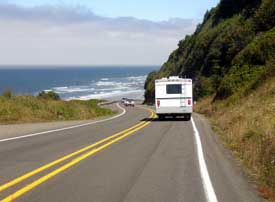 What is the best time for an RV vacation in the USA