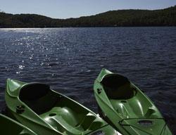 Randonnéée en kayak