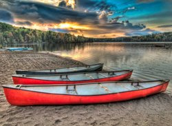 Canot-camping - Mauricie