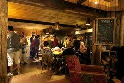 Séjour en chalet rustique - Restauration