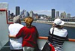 Croisière Îles de la Madeleine - Départ de Montréal