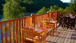 Auberge de bois rond - restaurant
