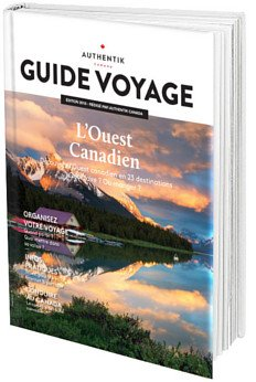 Guide voyage de l'Ouest canadien