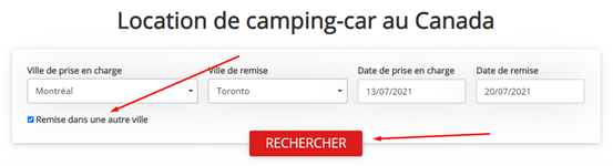 Authentik Canada - Location de camping car