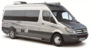 Camper Van Mercedes Diesel Rental In Canada