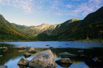 Lac aux Américains, Parc de la Gaspésie