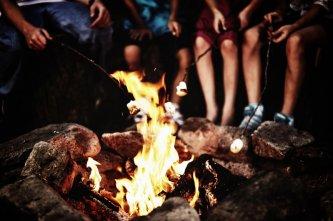 Camping et Feu de camp