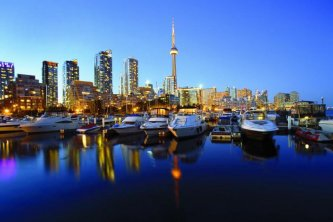 Toronto Island Marina