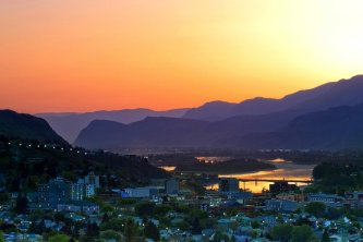 Kamloops, Colombie-Britannique