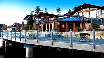 Terasse du Sonora Resort