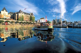 Le Harbour ferry du Inner Harbour