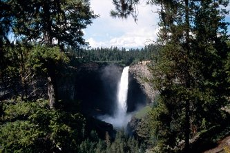 Helmcken Falls, Wells Gray Park