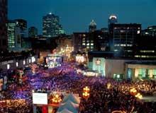 Festivals au Canada