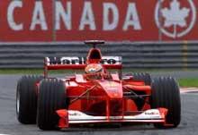 Grand Prix du Canada à Montréal