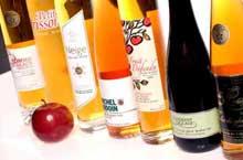 Les produits de la pomme