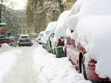 Se stationnement en hiver