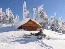 Voyage d'hiver au Canada