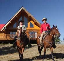 top 6 des ranchs dans l 39 ouest canadien. Black Bedroom Furniture Sets. Home Design Ideas