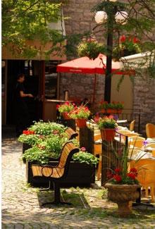 Terrasse du Marché By